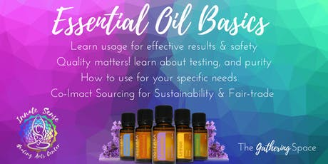 dōTERRA Essential Oil Basics  tickets