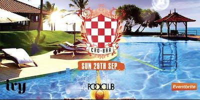 Cro-Bar @ Ivy Poolclub