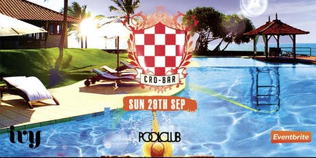 Cro-Bar @ Ivy Poolclub tickets