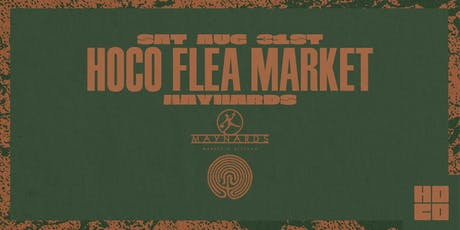 HOCO Flea Market tickets