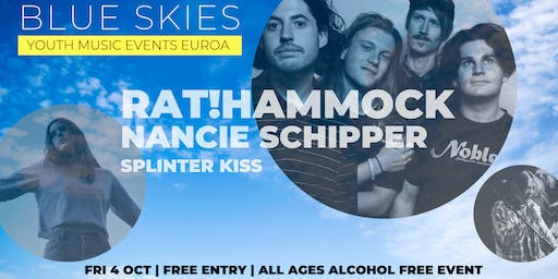 Blue Skies - RAT!hammock & Nancie Schipper Live