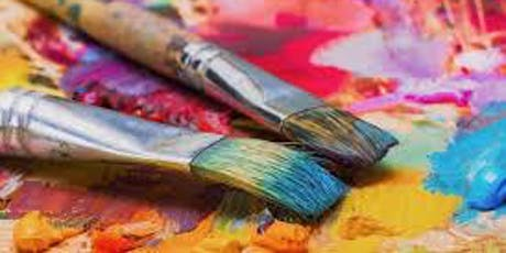 Paint With Ky Backyard Paint Class tickets