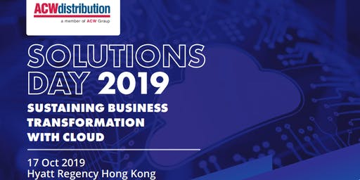 ACW Distribution Solutions Day - Hong Kong Series 2019