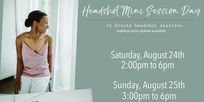 Unveiled Radiance - Headshot Mini Sessions