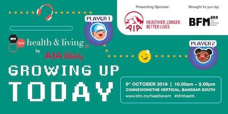 BFM Health & Living Jr 2019 tickets