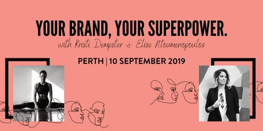 LEAGUE OF EXTRAORDINARY WOMEN PERTH | YOUR BRAND, YOUR SUPERPOWER