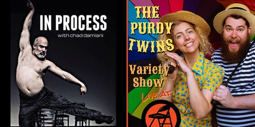 SFIF: In Process with Chad Damiani and The Purdy Twins