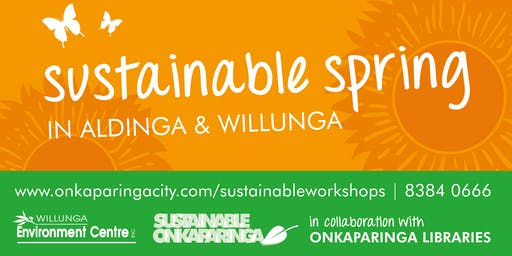 Sustainable Spring: Lunchbox Wraps - Willunga Library