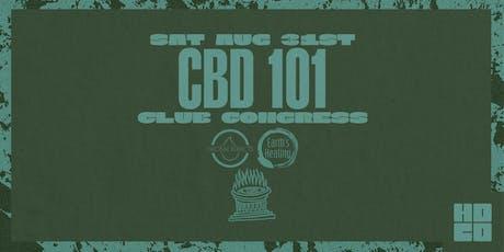 CBD 101 Panel tickets
