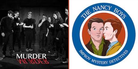 SFIF: Murder Murder and The Nancy Boys tickets