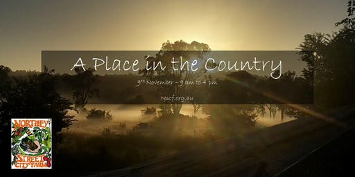 A Place in the Country with Michael Wardle