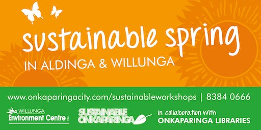 Sustainable Spring: Beeswax Wraps - Willunga Library