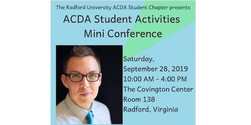 ACDA Student Activities Mini Conference
