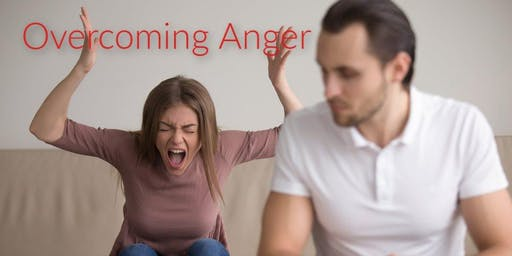 Overcoming Anger Melb Sept 2019