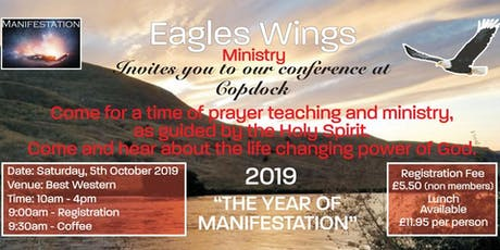 2019 the year of Manifestation tickets
