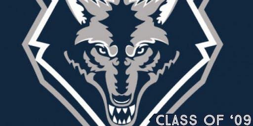 Lobos-Class of 09 Ten Year Reunion