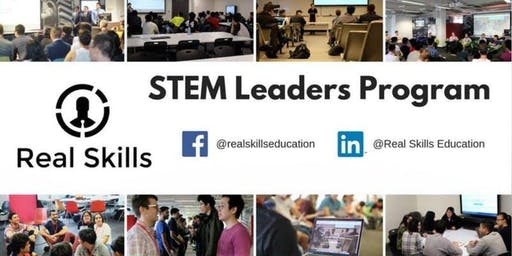 STEM Leaders Program Expo Night