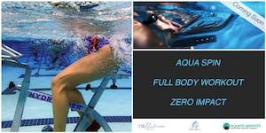 TSB Pool Complex Aqua Spin Classes - Free Promotion Day