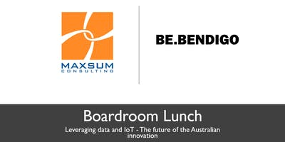 Boardroom Lunch with Maxsum Consulting