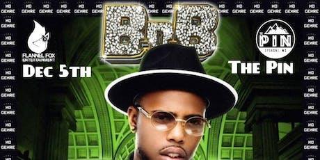 B.o.B at The Pin tickets