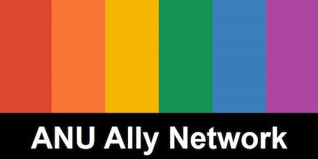 Ally Network training for ANU students tickets