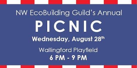 NW EcoBuilding Guild Picnic tickets