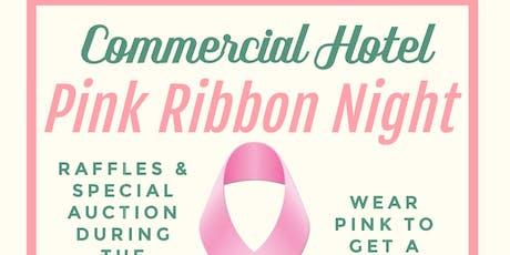 Pink Ribbon Night tickets
