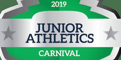 2019 Little Athletics WA Junior Athletics Carnival tickets