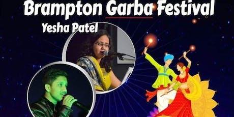 Brampton Garba Festival tickets