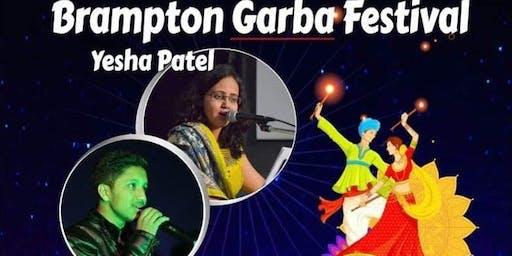 Brampton Garba Festival