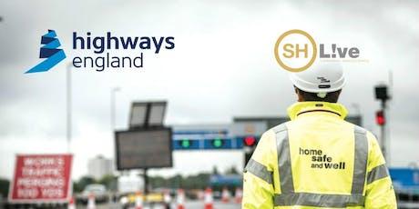Highways England Invitation Only Breakfast Briefing tickets