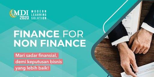 Finance for Non Finance Workshop