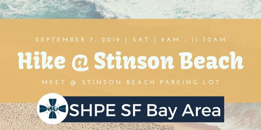 SHPE SFBA Hike @ Stinson Beach