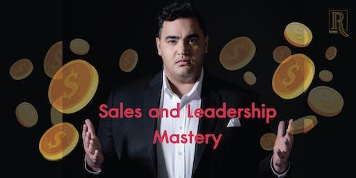 Sales & Leadership Mastery Program Aug 2019