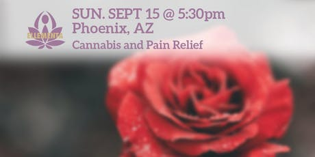 Ellementa Phoenix: Cannabis and CBD for Pain Relief tickets
