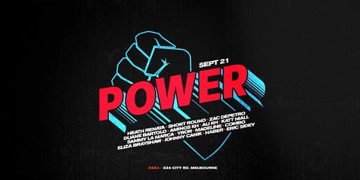 Power Launch Party •  Minimal Day Event