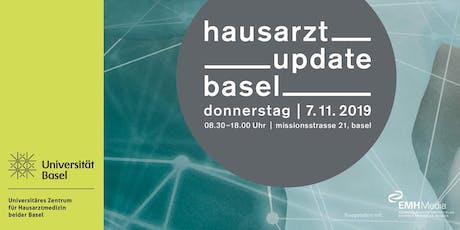 Hausarztupdate Basel Tickets