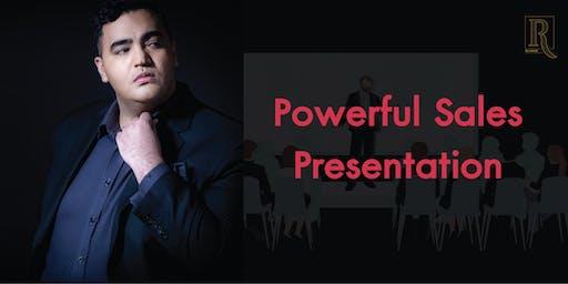 Powerful Sales Presentations Dec 2019