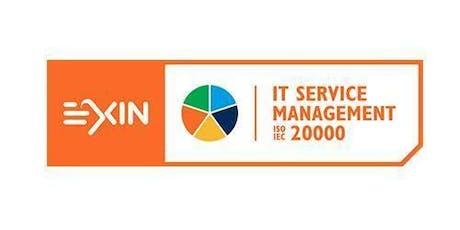 EXIN – ITSM-ISO/IEC 20000 Foundation 2 Days Training in Washington, DC tickets