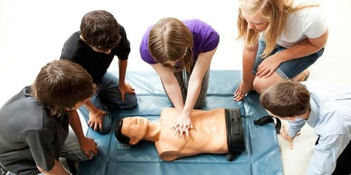 First Aid Certificate Training