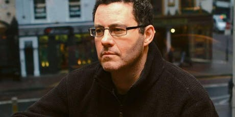 Adrian McKinty on writing the High Concept Thriller tickets