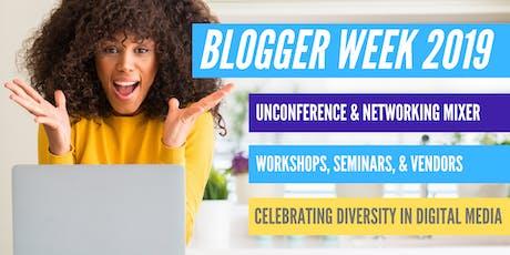 Blogger Week 2019 UnConference - DMV Business Sponsor & Vendor Registration tickets
