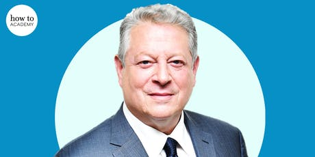 How To Solve the Climate Crisis | Al Gore in conversation with Paul Van Zyl tickets