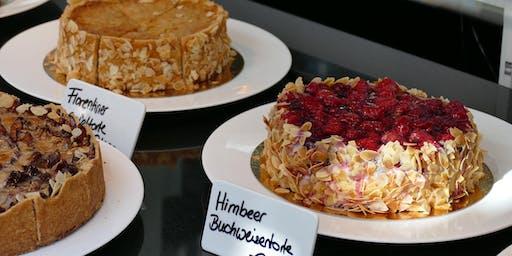 Kaffee & Kuchen im Bistro am Fleet – 2 für 1