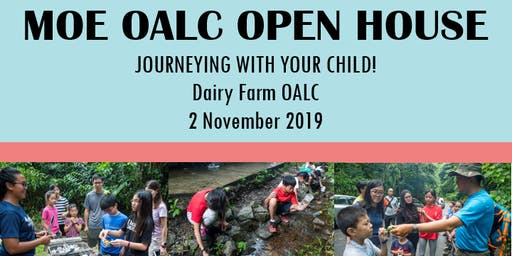 MOE OALC Open House @ Dairy Farm