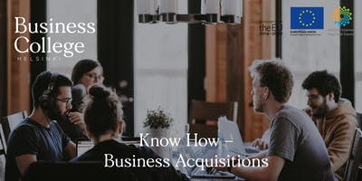 Know How -  Acquisitions