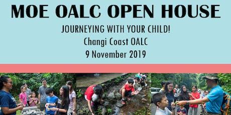 MOE OALC Open House @ Changi Coast tickets