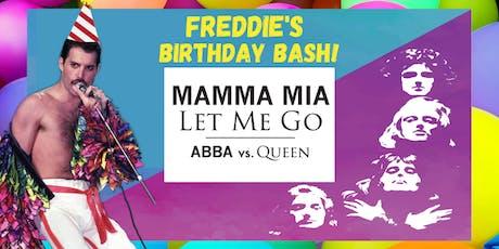 FREDDIE'S BIRTHDAY BASH - Brisbane tickets