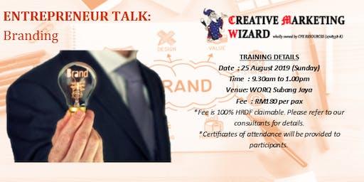 Entrepreneur Talk: Branding