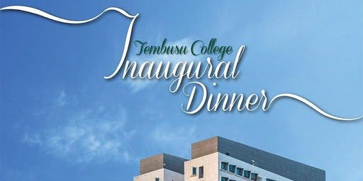 Tembusu College Inaugural Dinner